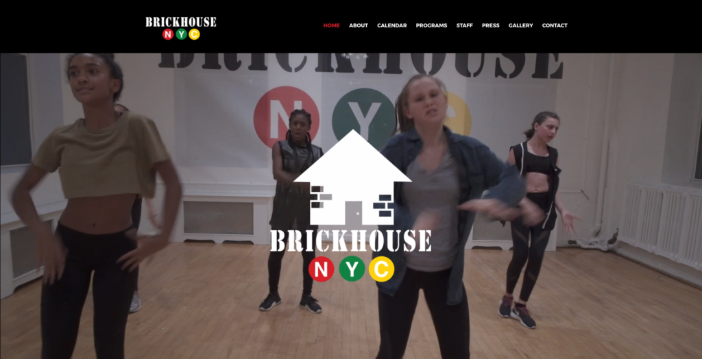 Brickhouse Dance